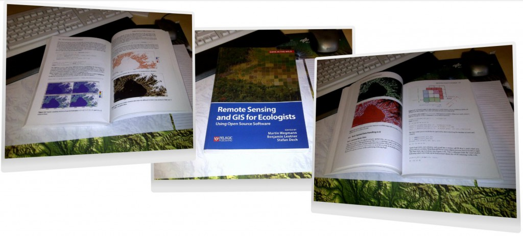 Remote Sensing and GIS for Ecologists book now available